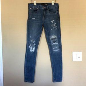 Express jean pants